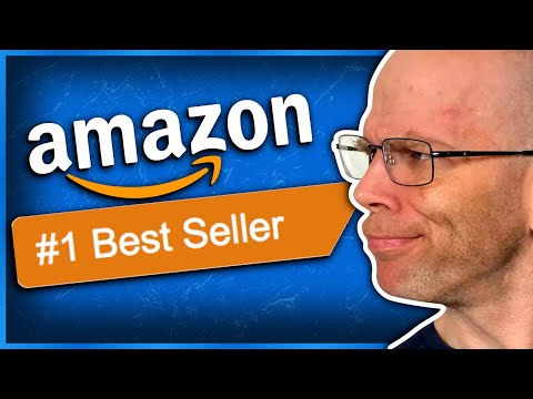 The Real Value of a #1 Bestselling Author on Amazon