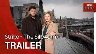 Strike - The Silkworm  Trailer - BBC One