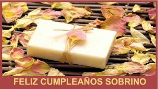 Sobrino   Birthday Spa - Happy Birthday