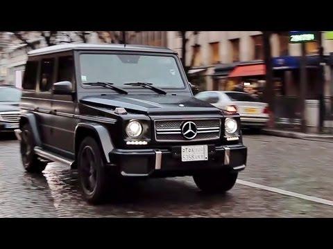 Mercedes benz g65 amg v12 biturbo youtube for V12 biturbo mercedes benz