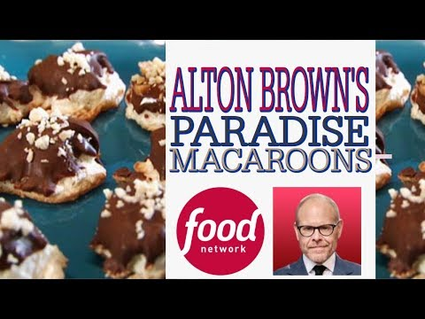PARADISE MACAROONS (BAKING LIVE WITH KEN'S KREATIONS)