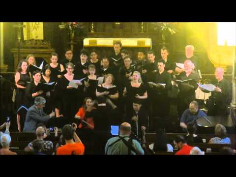 11th NYC Musical Saw Festival - 4 Musical Saw Players & The Astoria Choir