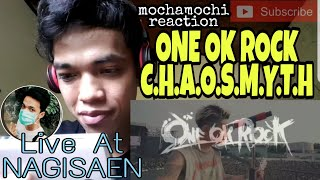 Download Mp3 Mm Reaction One Ok Rock - C.h.a.o.s.m.y.t.h Live At Nagisaen  Special