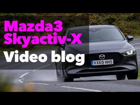 Will Mazda's Skyactiv-X tech save the internal combustion engine?