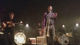 """Glen Hansard """"Wedding Ring""""- feat. Curtis Fowlkes 12-18-2017  Vicar Street  Dublin, IE"""