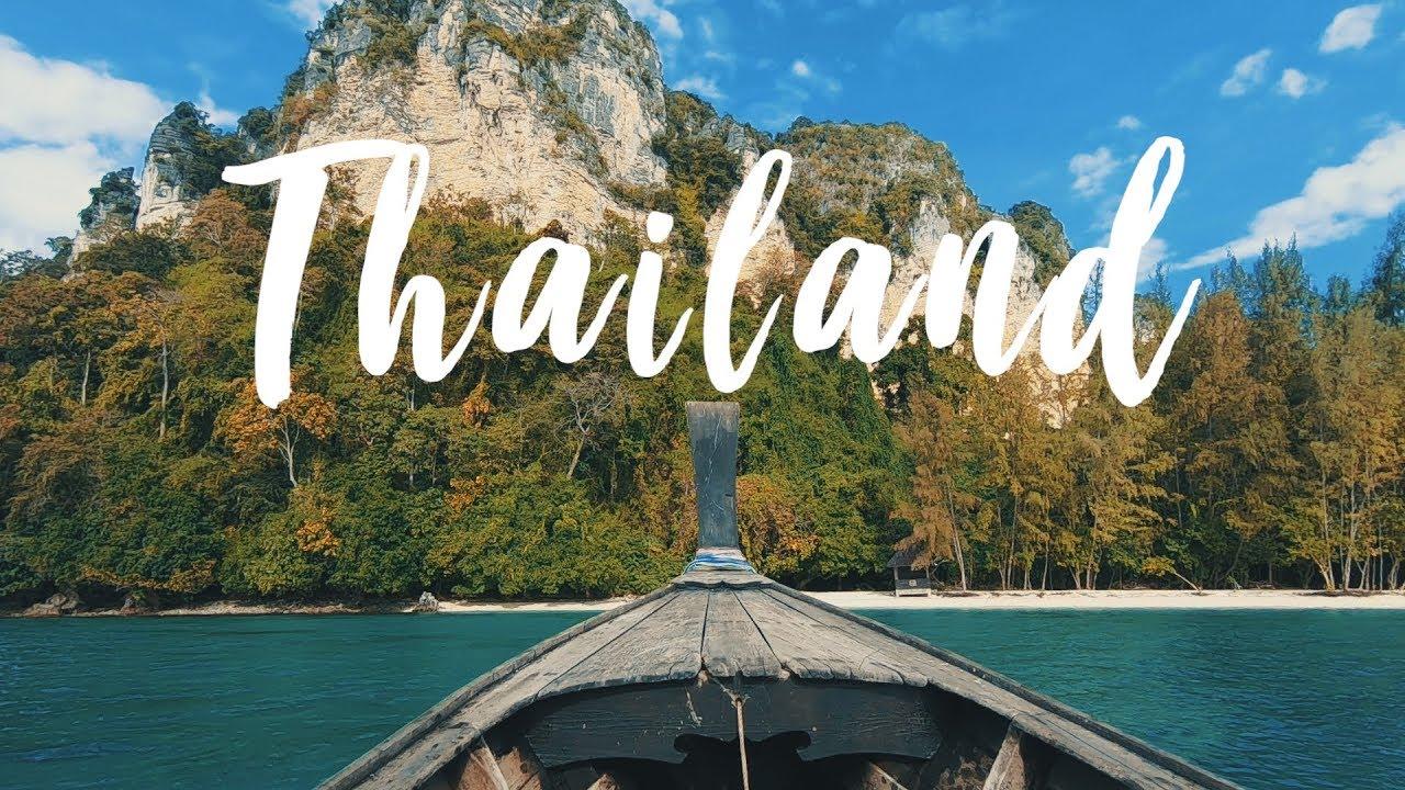 THAILAND TRAVEL VIDEO -  GO PRO HERO 7 BLACK HD 60fps