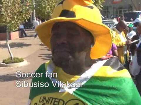 World Cup Fans buy tickets - FNB Rosebank Mp3