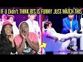First days of 2021 | BTS  already making us laugh COUPLES REACTION