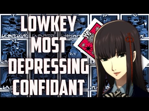 THE CONFIDANTS - Hifumi Togo Character and Confidant Discuss