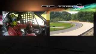 Austria, Salzburgring explained by Rob Huff