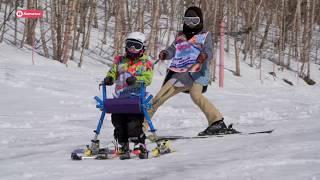 Лыжи мечты на Камчатке