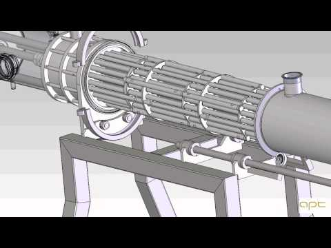 Astute scraped surface heat exchanger