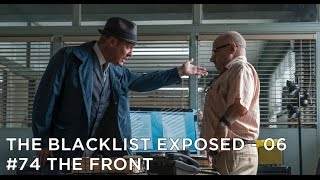 The Blacklist Exposed – S2E5 – #074 The Front