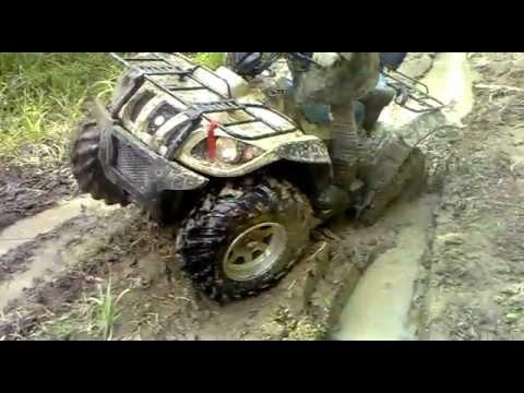 Обзор квадроцикла Stels ATV 500 GT - YouTube
