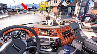 Euro Truck Simulation ||| Best Truck Driving  Game 2019 ||| #andriod #gameplay #Drive #park #games