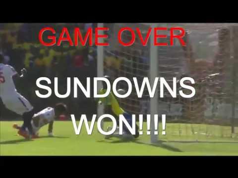 Mamelodi Sundowns vs Zamalek - Champions league triumph (Kabo Yellow)