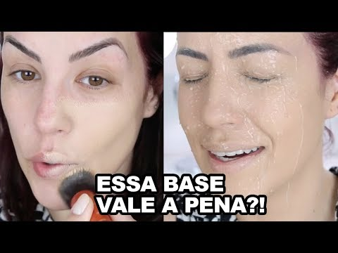 #VaiOuRacha | TESTEI NOVA BASE SKIN PERFECTION EUDORA