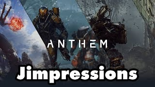 Anthem - Boring Trash (Jimpressions) (Video Game Video Review)