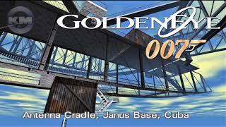 Goldeneye: 007 - Antenna Cradle [Cover]