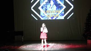 TOP TALENT SHOW 2019-  URSACHI ALEXIA ETNO