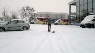 Slow Motion In The Snow (Dance India Dance Raghav Cockroach)