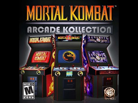 Mortal Kombat Arcade Kollection |