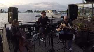 "2nd Season Acoustic: ""Beibi"" (Haloo Helsinki! Cover - Live@ Kasinoterassi)"