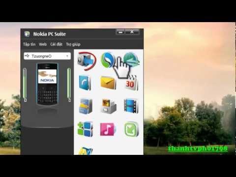 CĐ thực hàng FPT - PH01798 - Hướng dẫn sử dụng phần mềm Nokia PC Suite.mp4