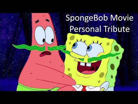 Psychic Wall of Energy - SpongeBob Movie (2004) Personal Tribute