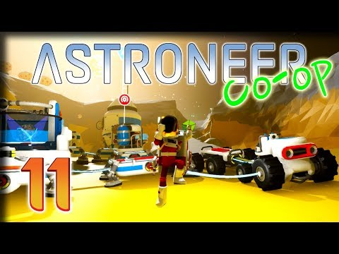 Skyrim Tractor – Astroneer Multiplayer Gameplay – [Stream VOD] Part 11 thumbnail