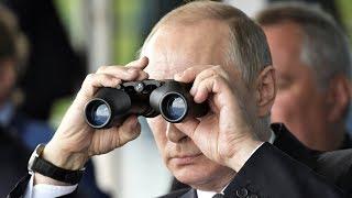 Путин: санкции США — хамство, и России придётся отвечать   НОВОСТИ