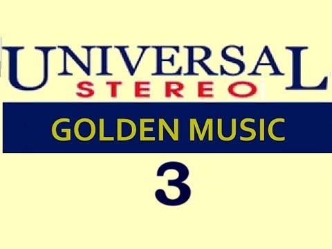 Universal Estéreo Golden Music 3