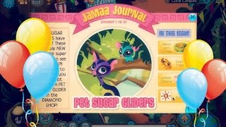 Animal Jam: Updates - Happy Birthdayyyy