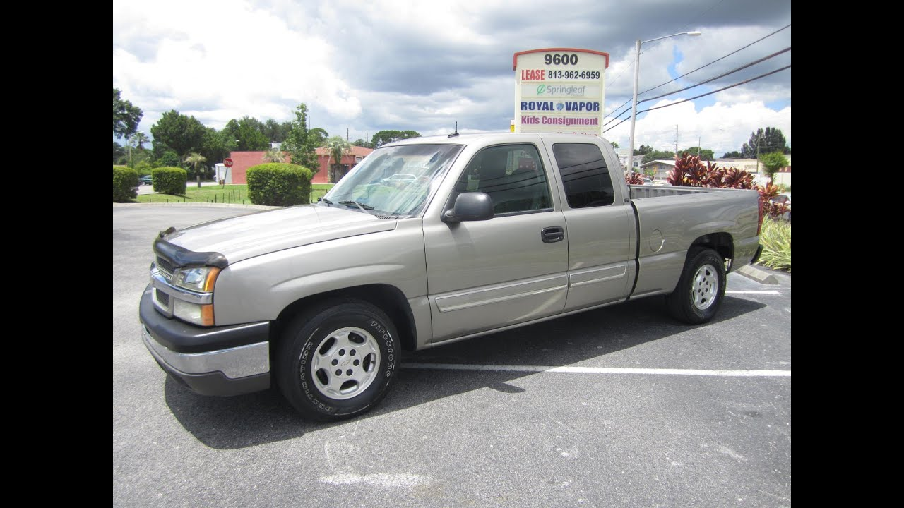 sold 2003 chevrolet silverado 1500 lt 2wd meticulous. Black Bedroom Furniture Sets. Home Design Ideas