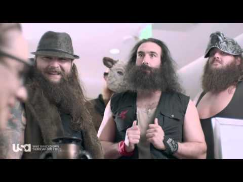 The Wyatt Family are here for their appointment at USA Network