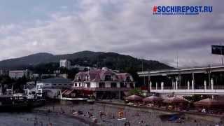Обзор пляжей Хостинского района(Sochi, Krasnodar Krai (Location) Sochi (CityTownVillage) Сочи, путешествия, туризм, сочи, горно, туристический, Хоста, пляж хосты,..., 2015-08-10T21:39:48.000Z)