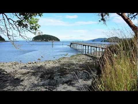 Mayne Island Escape...British Columbia