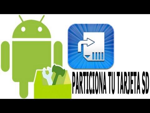Como AUMENTAR MEMORIA interna android (Partición SD) | Android Evolution