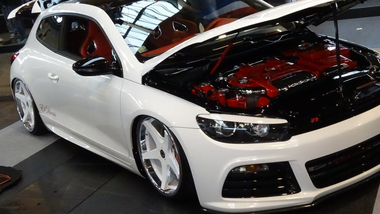 vw scirocco tuning world bodensee el dixento youtube. Black Bedroom Furniture Sets. Home Design Ideas