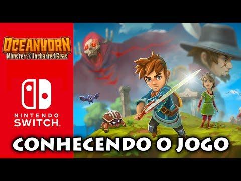Oceanhorn Monster of Uncharted Seas - Conhecendo o jogo