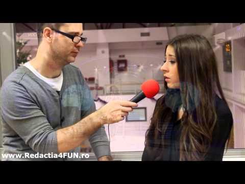 Interviu Nicole Cherry 2015 by Redactia4FUN.ro