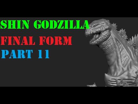 shin godzilla final form
