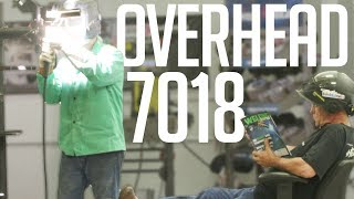 🔥 Overhead 7018 Demonstration and Common Mistakes thumbnail