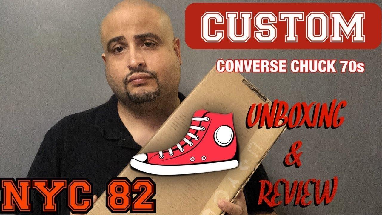 converse chuck 70 custom