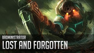 Badministrator - Lost and Forgotten (Nautilus Tribute)
