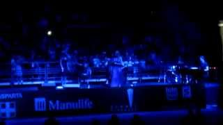 Leona Lewis - Better in Time (Live in Singapore - Clash of Continents 2012)