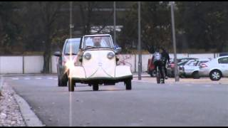 Messerschmitt Kabinenroller (bubble car)