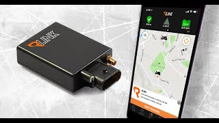Gambar cover RLink Motorcycle GPS Security Device