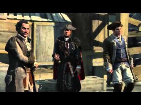 Видео обзор игры — Assassins Creed 3 отзывы и рейтинг, дата выхода, платформы, системные требования