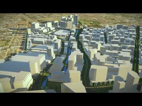 Stirling City Centre project presentation
